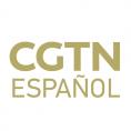 """CGTN Español"" channel logotype"