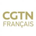 """CGTN Français"" channel logotype"